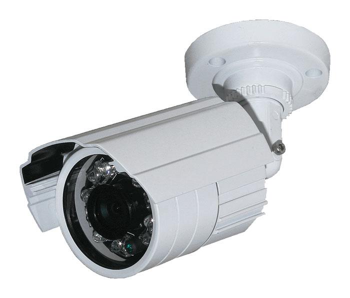 kültéri, 600 soros, C-M kompakt kamera, IR, éjjellátó