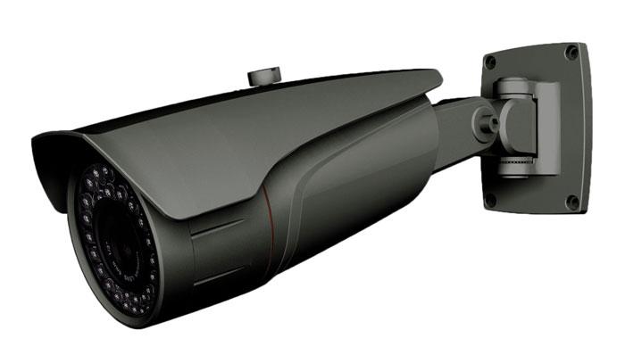 kültéri, 700 soros, S-C kompakt kamera, IR, éjjellátó